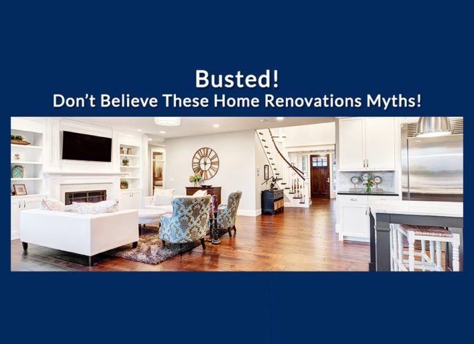 Home renovation myths busted!