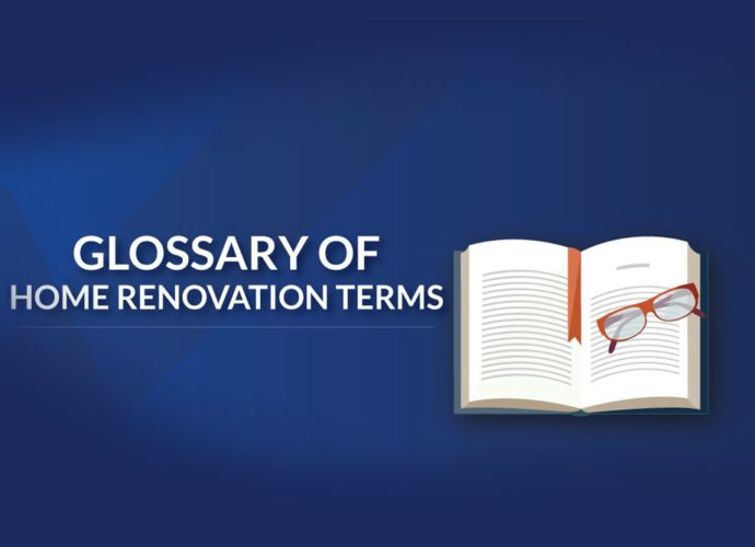 Glossary of home renovation terms