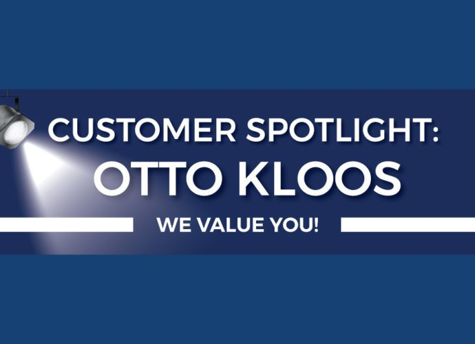 Customer Spotlight: Otto Kloos