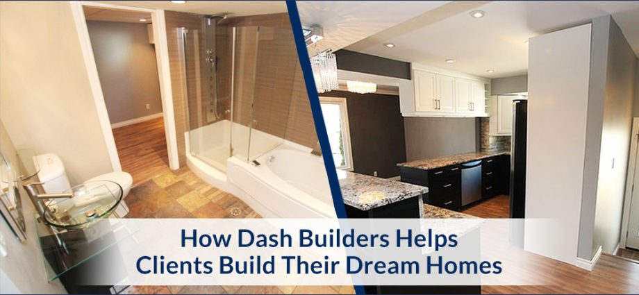 Complete home renovations for client dream homes