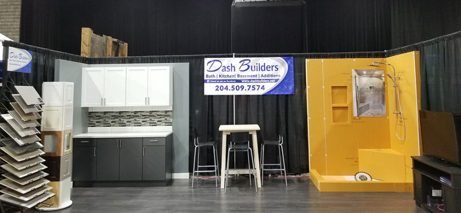 Come see Dash Builders and the Winnipeg Renovation Show - Bathroom Renovations, Kitchen Renovations, Whole Home Renovations Winnipeg