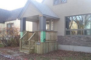 Exterior Renovation Services - Winnipeg Exterior Renovations - Dash Builders