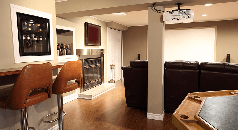 Key items when renovating your basement - Winnipeg Basement Renovations - Dash Builders
